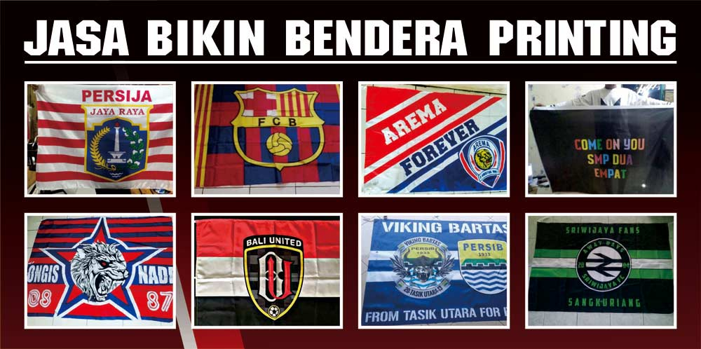 Bikin Bendera Satuan