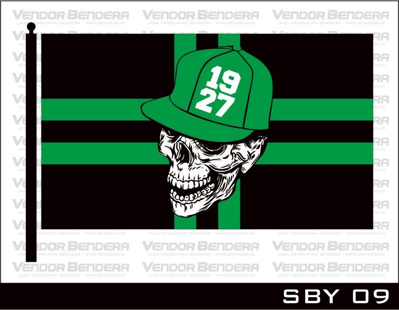 Desain Bendera Fans Persebaya Surabaya (11)