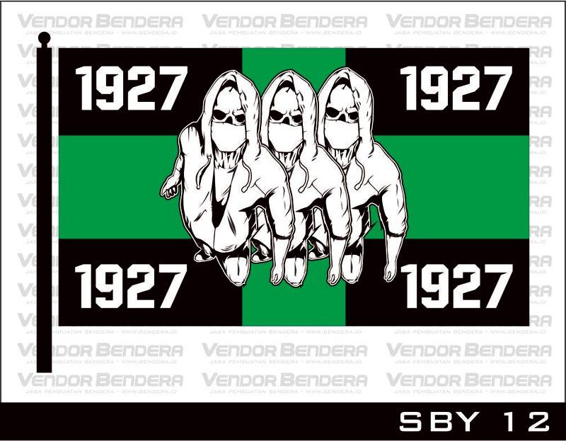 Desain Bendera Fans Persebaya Surabaya (14)
