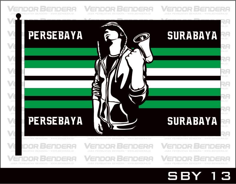 Desain Bendera Fans Persebaya Surabaya (15)