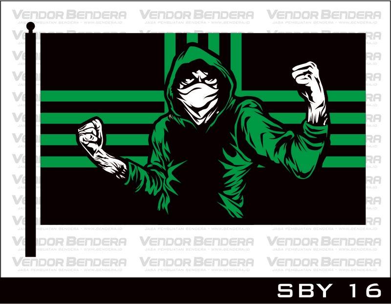 Desain Bendera Fans Persebaya Surabaya (18)