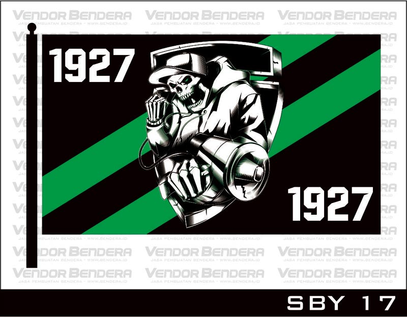 Desain Bendera Fans Persebaya Surabaya (19)