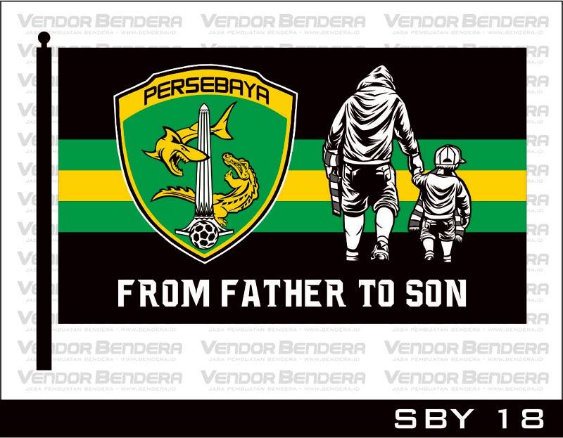 Desain Bendera Fans Persebaya Surabaya (20)