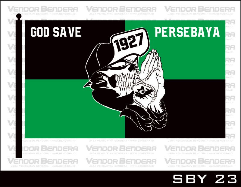 Desain Bendera Fans Persebaya Surabaya (25)