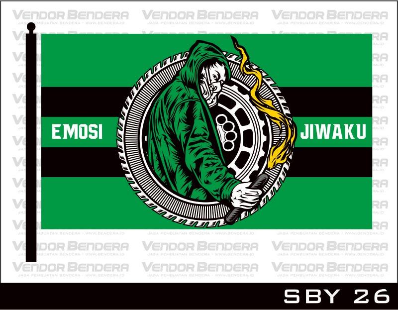 Desain Bendera Fans Persebaya Surabaya (28)