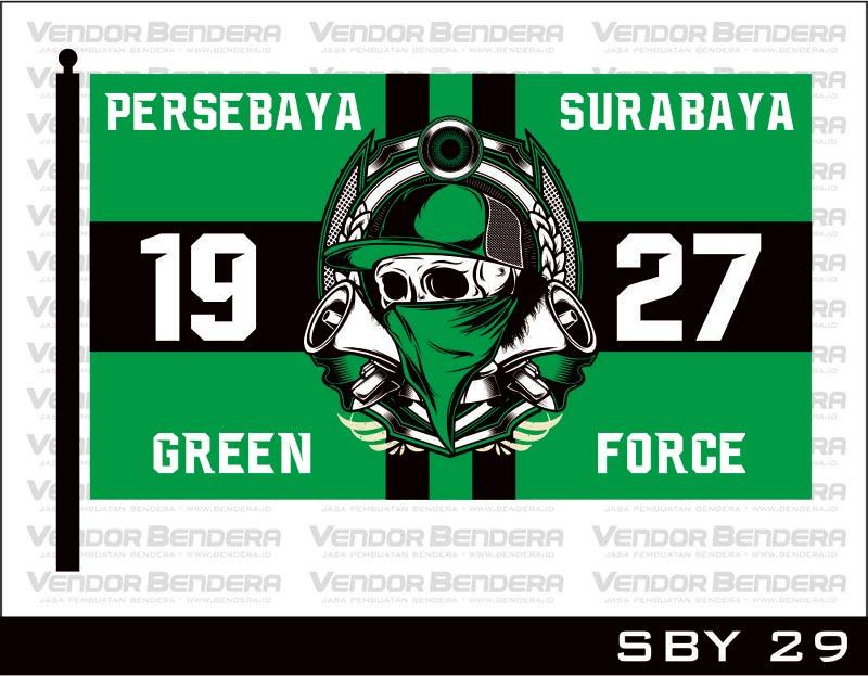Desain Bendera Fans Persebaya Surabaya (31)