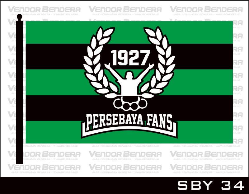 Desain Bendera Fans Persebaya Surabaya (35)