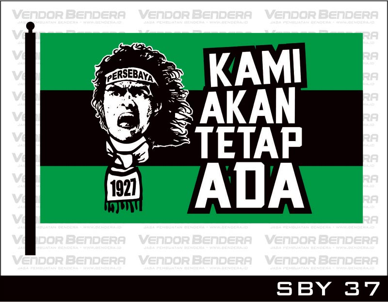 Desain Bendera Fans Persebaya Surabaya (38)