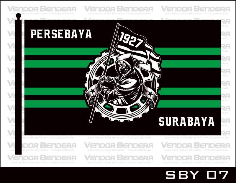 Desain Bendera Fans Persebaya Surabaya (9)