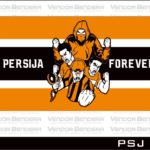 Desain Bendera Fans Persija Jakarta (1)