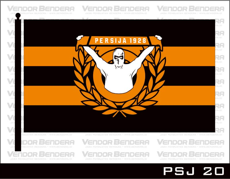 Desain Bendera Fans Persija Jakarta (20)