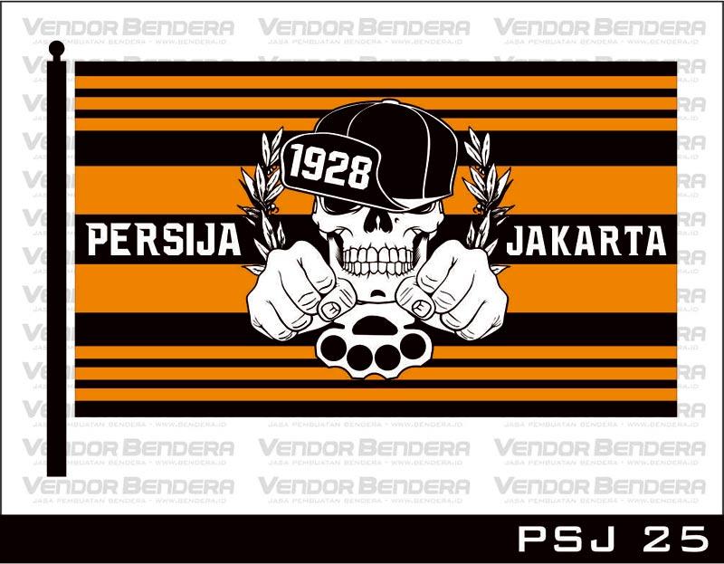 Desain Bendera Fans Persija Jakarta (25)