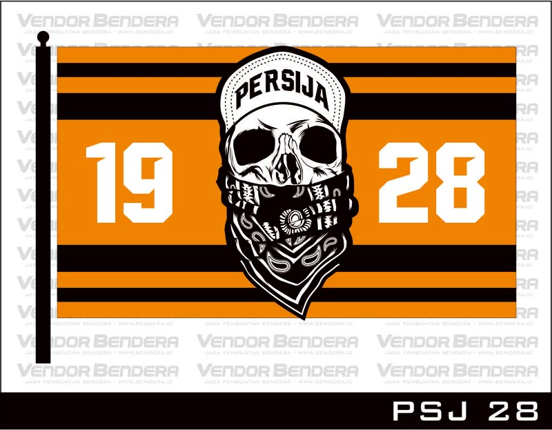 Desain Bendera Fans Persija Jakarta (28)