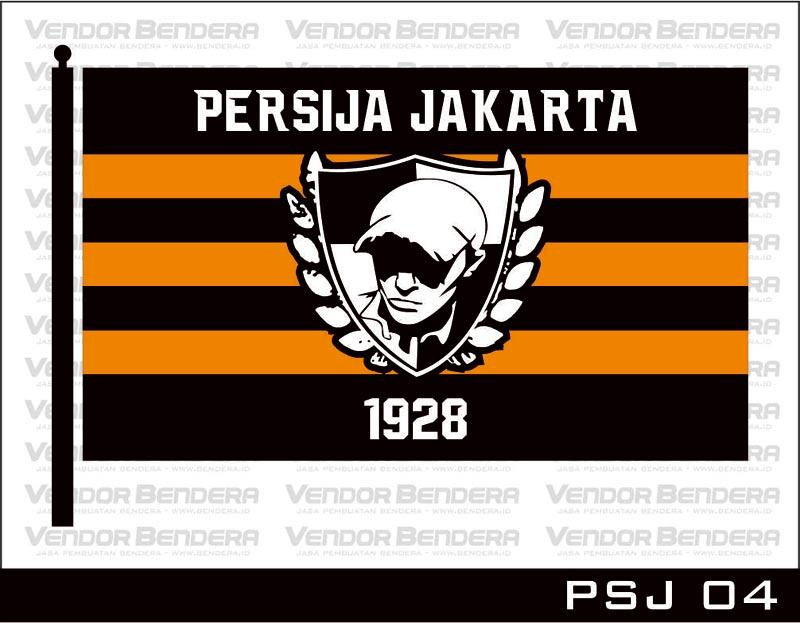 Desain Bendera Fans Persija Jakarta (4)