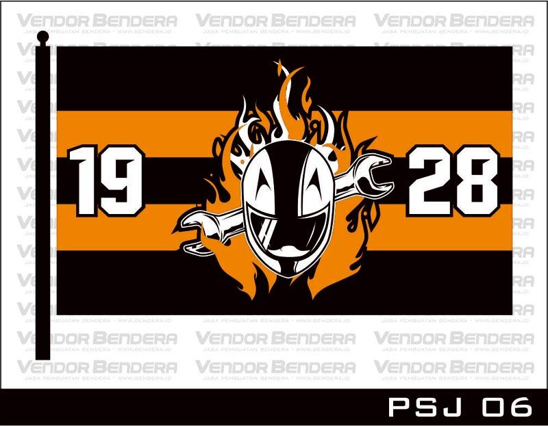 Desain Bendera Fans Persija Jakarta (6)