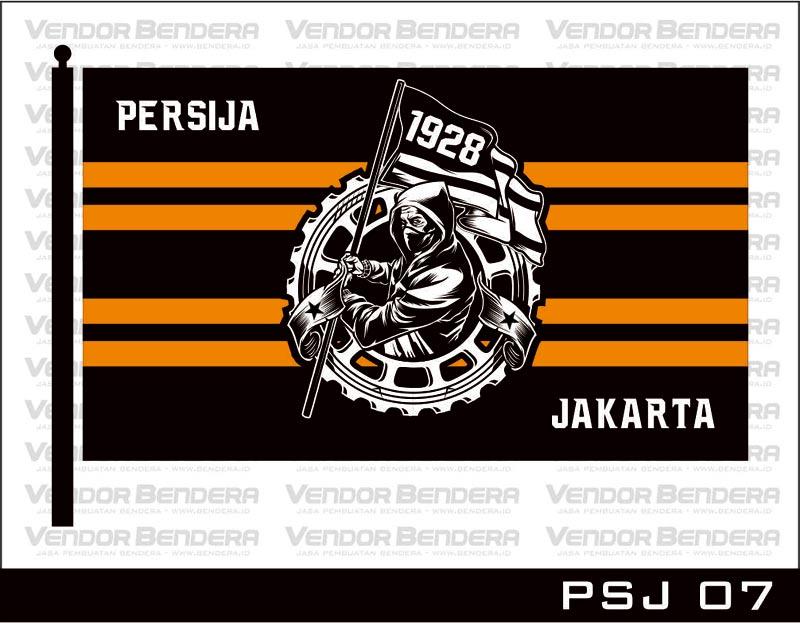 Desain Bendera Fans Persija Jakarta (7)
