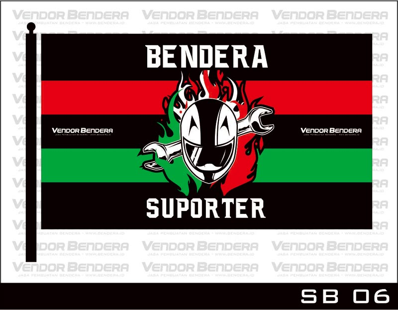 Desain Bendera Suporter Bola (6)