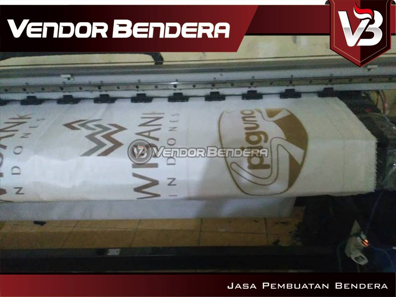 Jasa Bendera Digital Printing