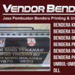 Jasa Bikin Bendera Fans Club
