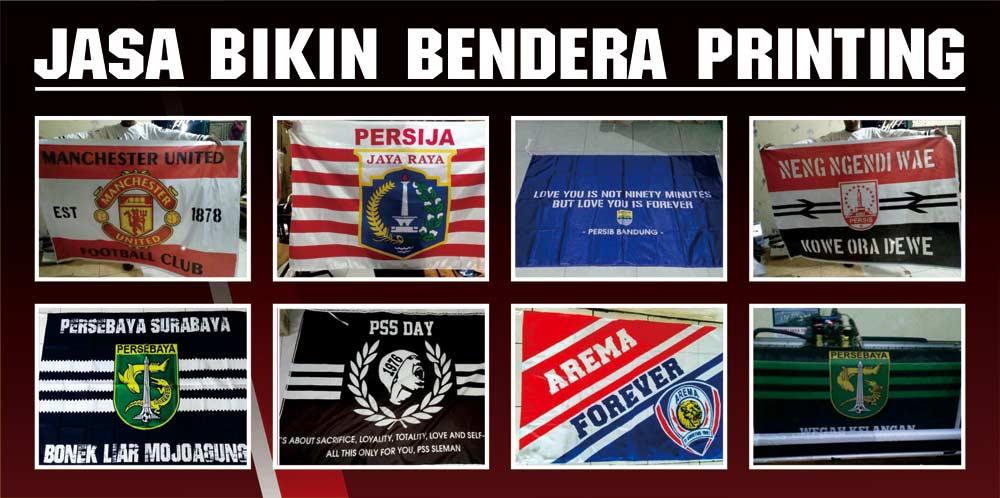 Jasa Pembuatan Bendera Online murah