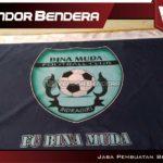 Jasa Pembuatan Bendera Tim Futsal satuan