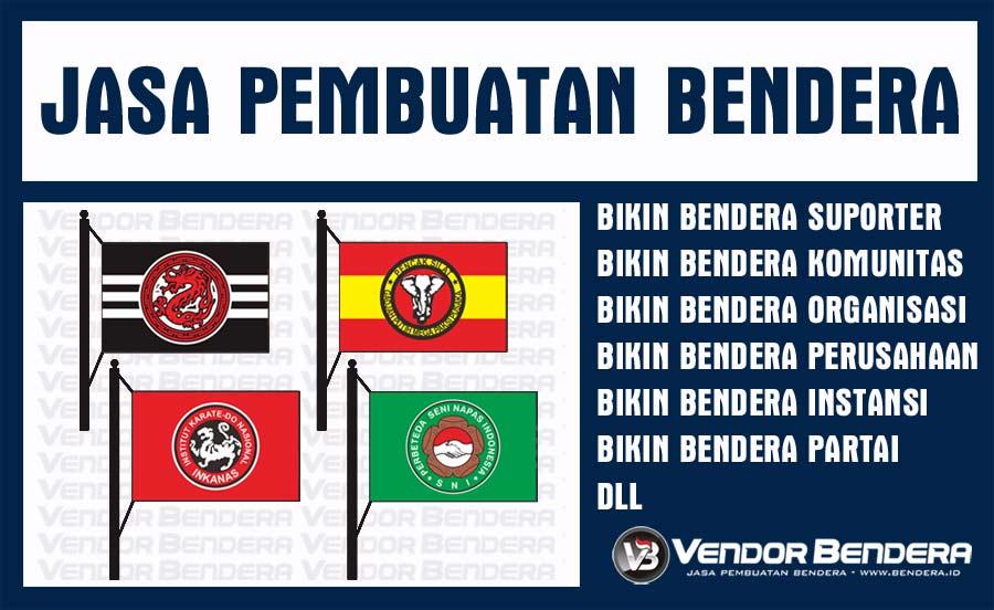 Percetakan Bendera Printing Terbaik Di Indonesia