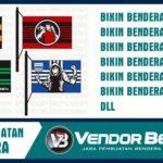 Toko Bendera Online Custom Desain Hasil Memuaskan