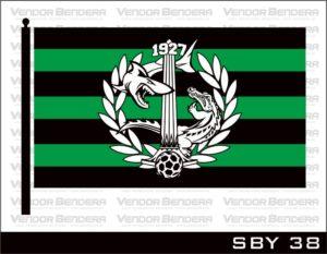 Pembuatan Bendera Suporter Persebaya Surabaya Berbagai Desain