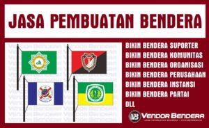 Jasa Bikin Bendera Organisasi