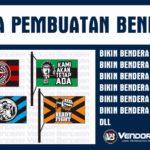 Cetak Bendera Printing Terbaik