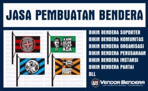 Cetak Bendera Printing Terbaik untuk Berbagai Kebutuhan Anda