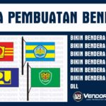 Jasa Bendera Digital Printing murah