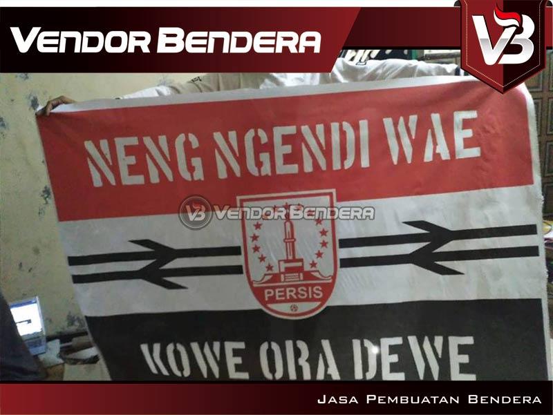Jasa Pembuatan Bendera Satuan Di Solo Surakarta