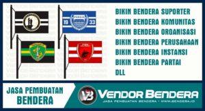 Jasa Pembuatan Bendera dan Bikin Umbul-Umbul di Surabaya dengan Layanan Oke