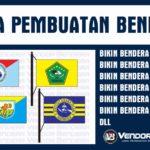 Jasa Pembuatan Bendera dan Umbul-umbul di Jakarta
