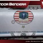 Pembuatan Bendera dan Umbul-umbul di Jakarta