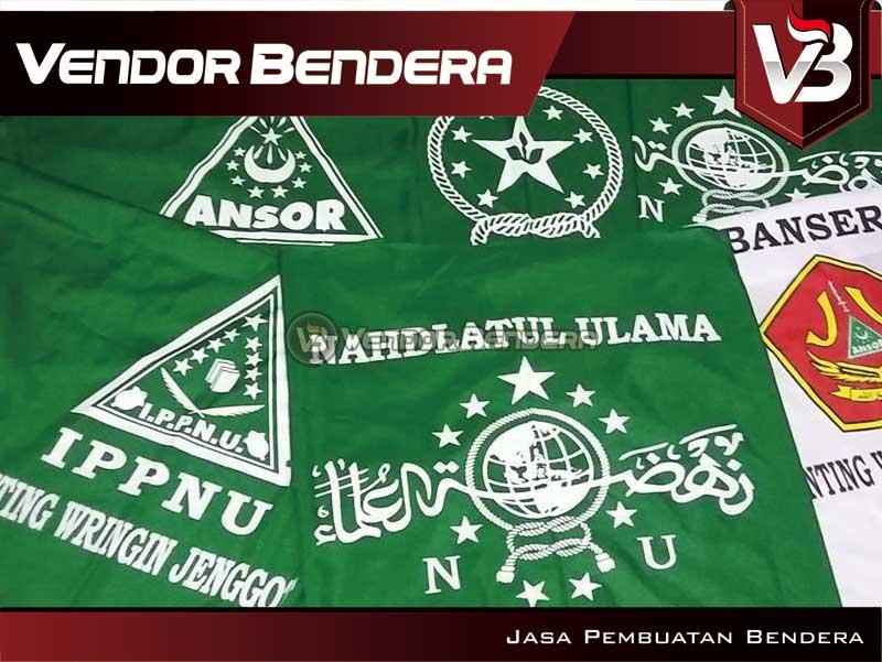 pembuatan bendera organisasi islam